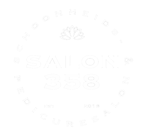 Salon 358 Logo